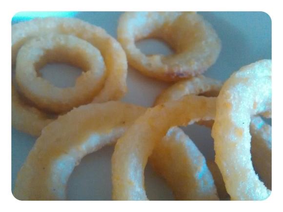 Tesco Vegan Onion Rings